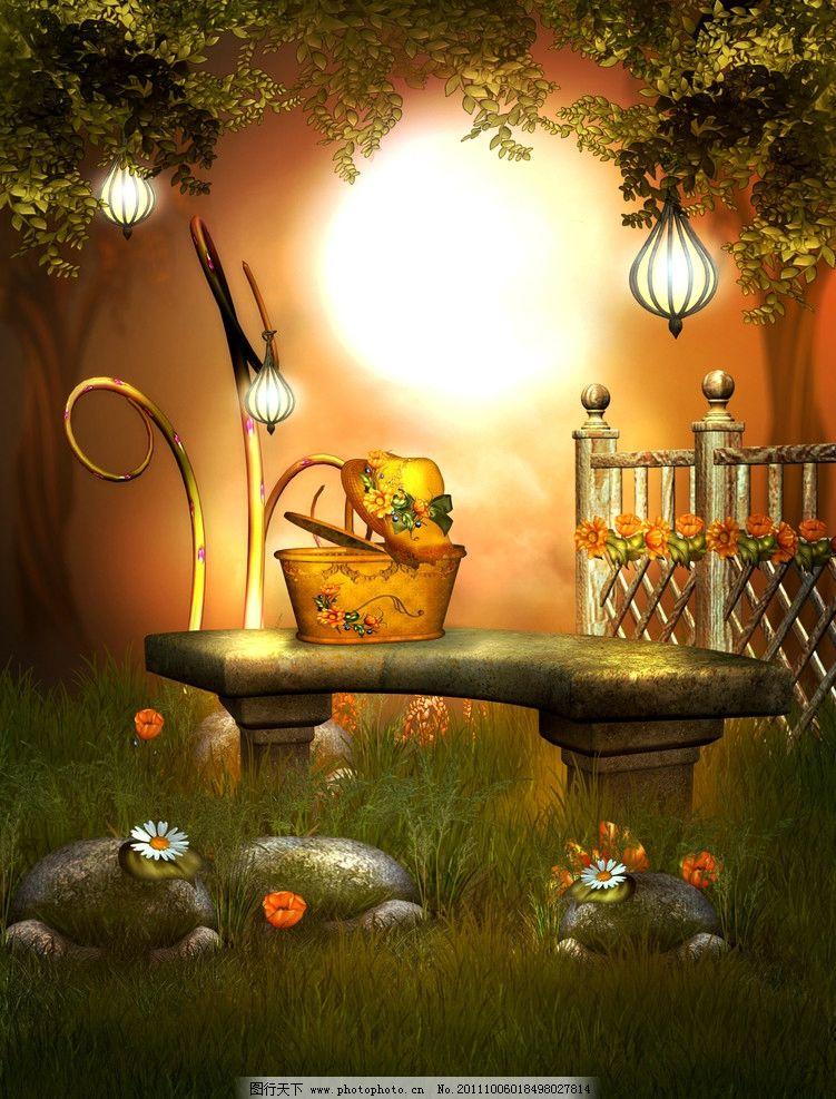 童话世界漫画图