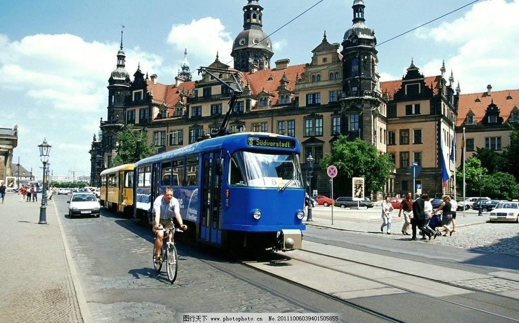 德国城市建筑 欧式建筑