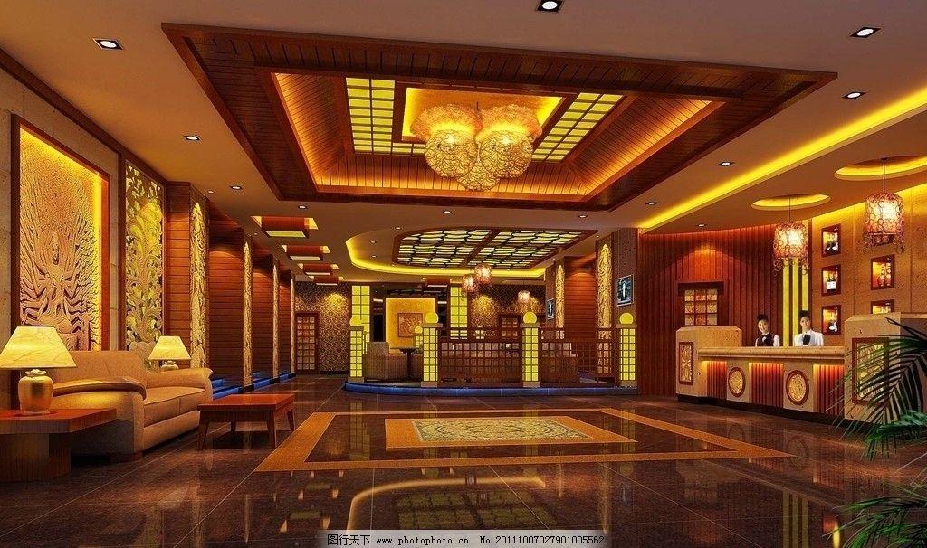 經典 東南亞風格 茶藝商務會所 商務會所 室內設計 環境設計 設計 72
