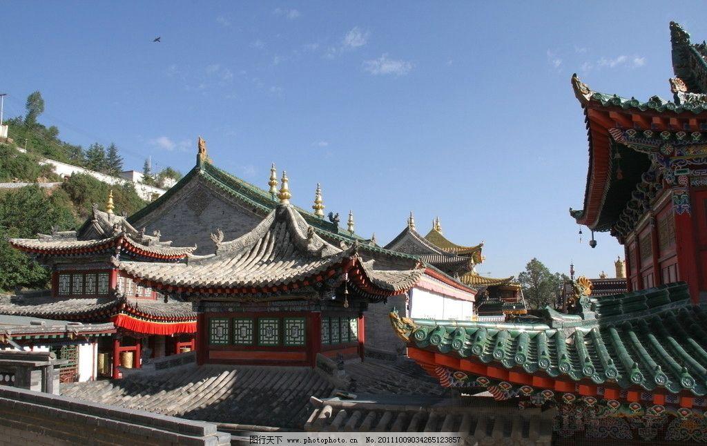 塔尔寺 青海省湟中 藏传佛教格鲁派发祥地