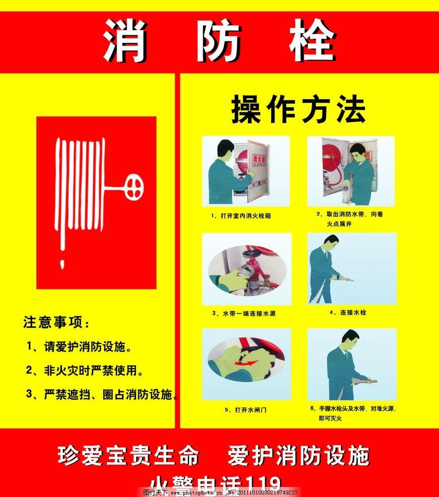 消防栓 操作方法 注意事项