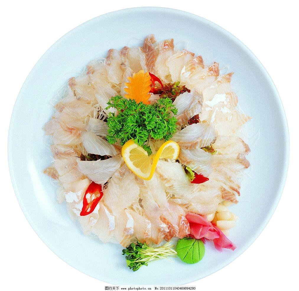 生鱼片 三文鱼 鱼肉 海鲜 日本料理 传统美食 火锅原料 海鲜料理 食物图片