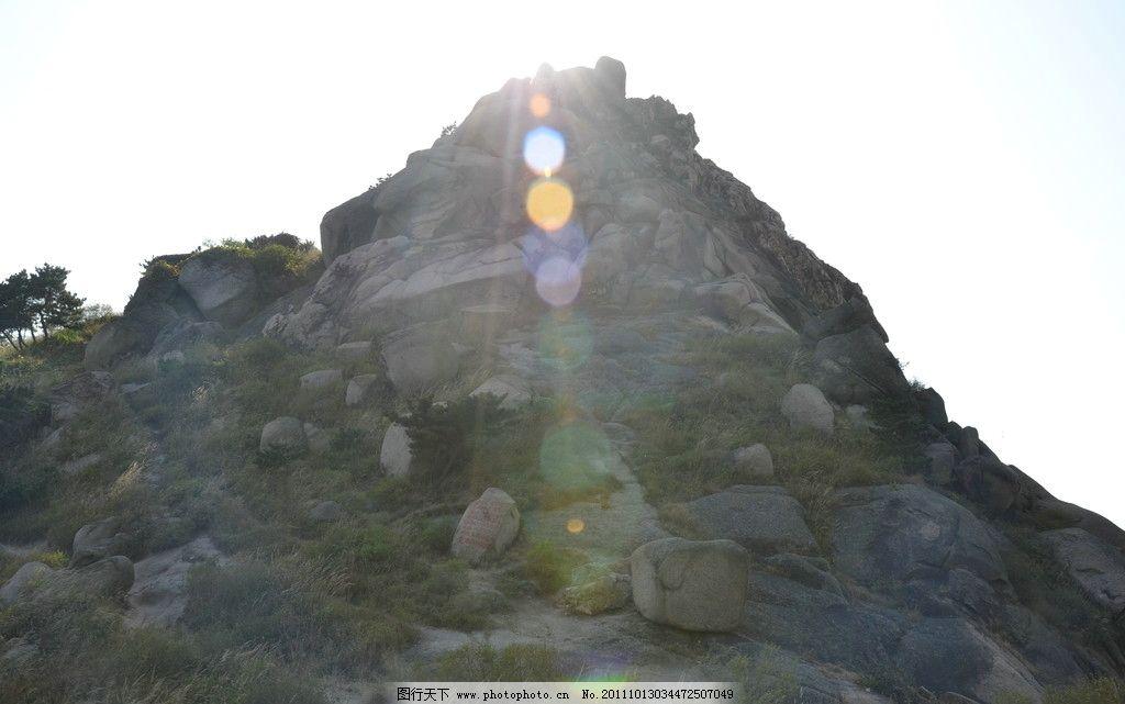 青岛浮山一峰图片