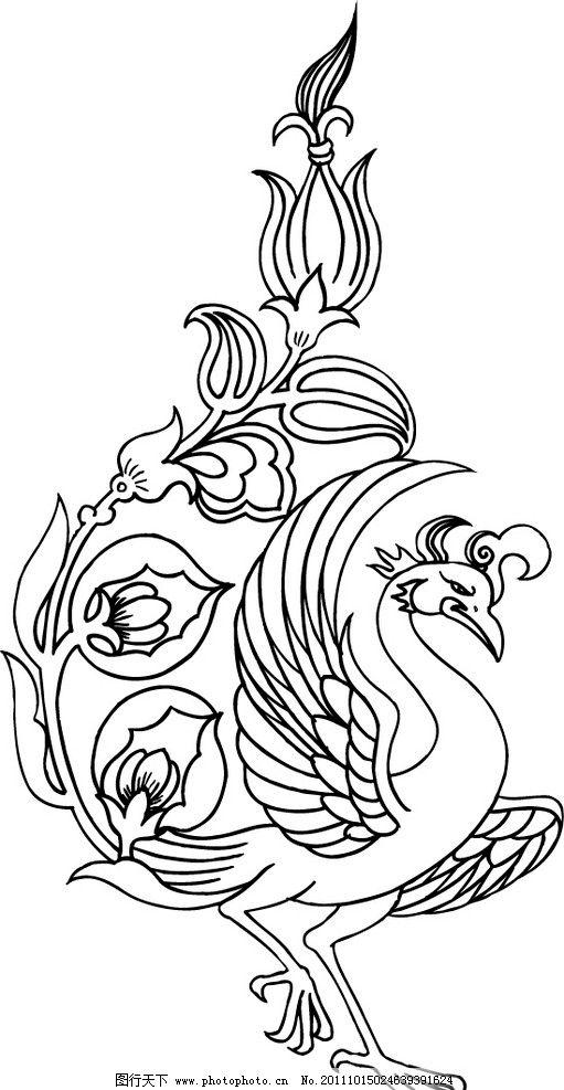 简笔画 设计 矢量 矢量图 手绘 素材 线稿 511_987 竖版 竖屏