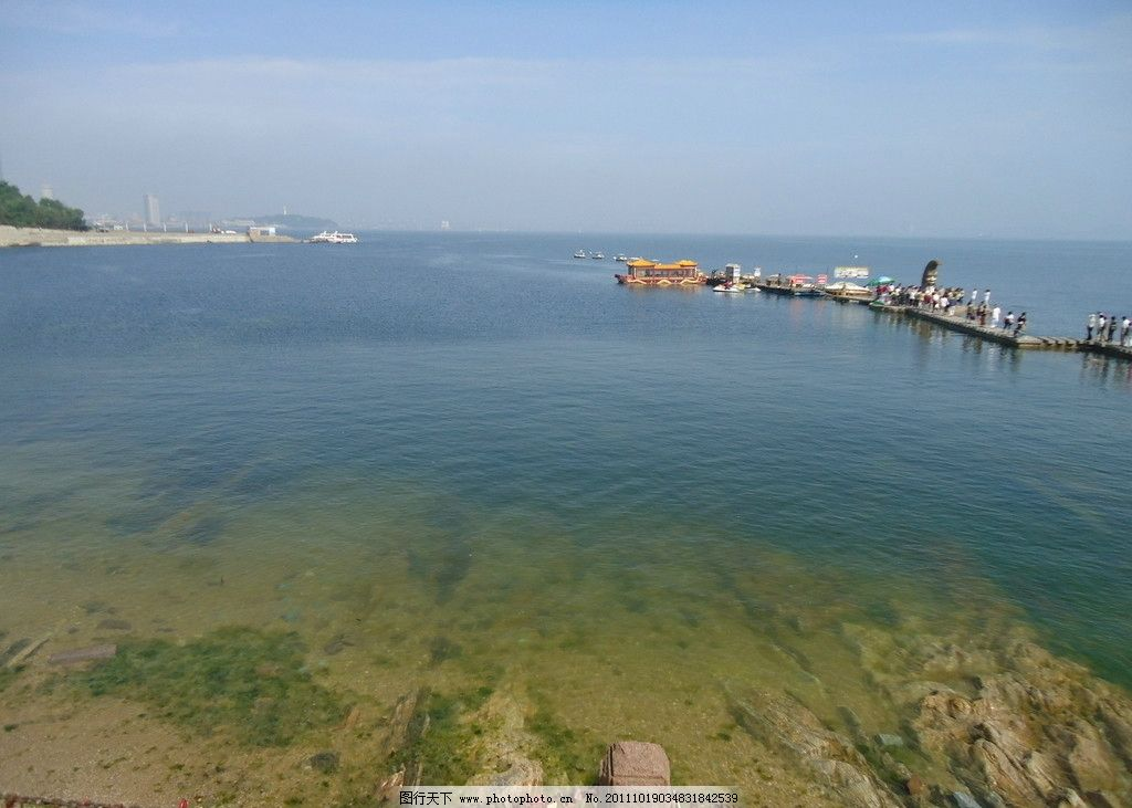烟台之海图片,烟台的海 大海 海边风景 自然风景 自然