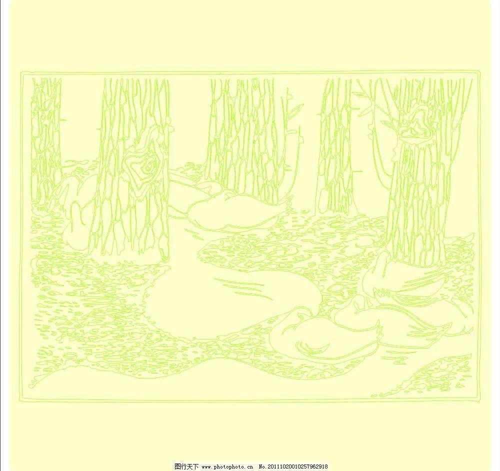 动物 花边 礼花 鸟 其他 人 矢量书报刊图 刊图 插图 报纸插图 杂志