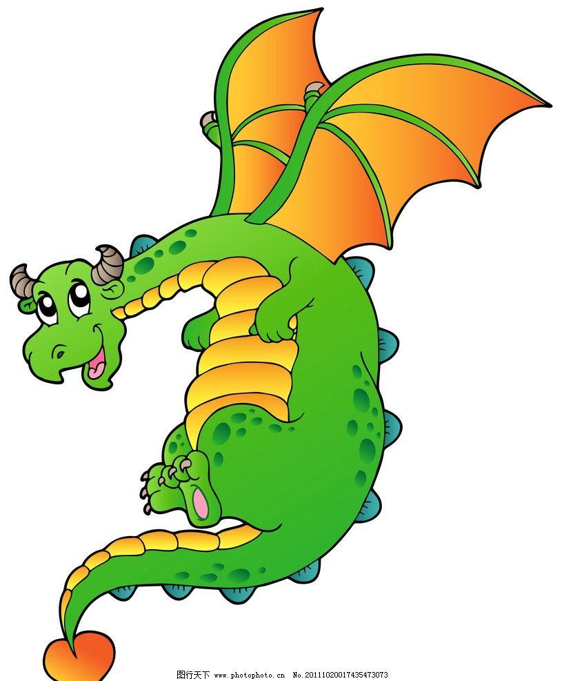 卡通恐龙图片_游戏界面_ui界面设计_图行天下图库