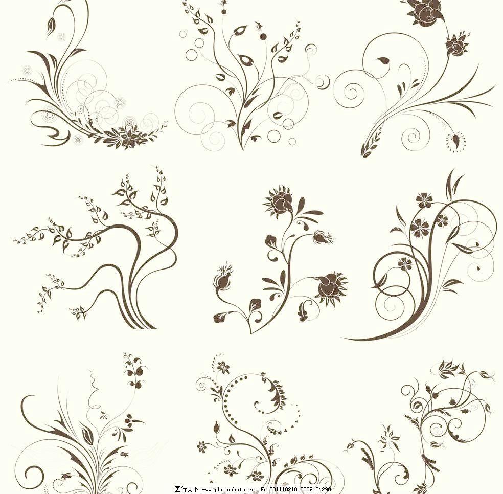 花边 花纹 花边 欧式 古典素材下载 古典模板下载 古典 墙体手绘 花纹