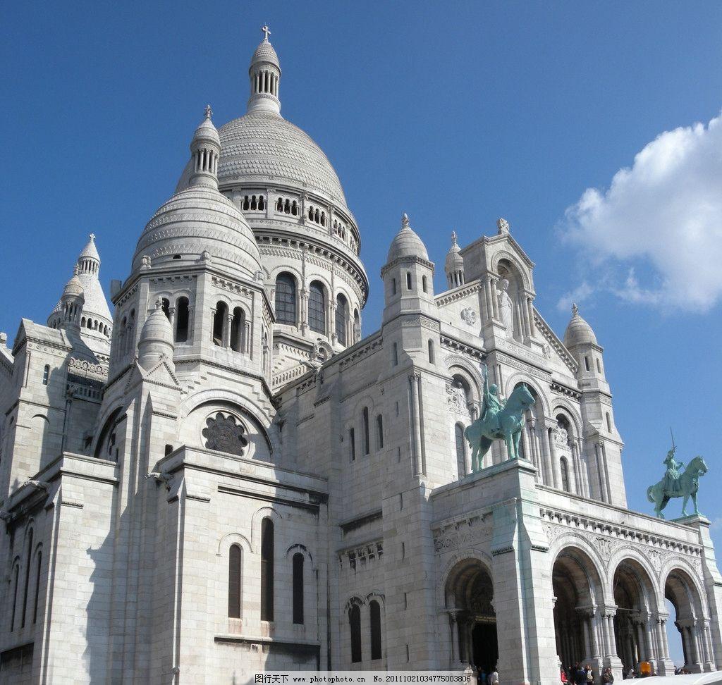教堂 城堡 欧式建筑图片