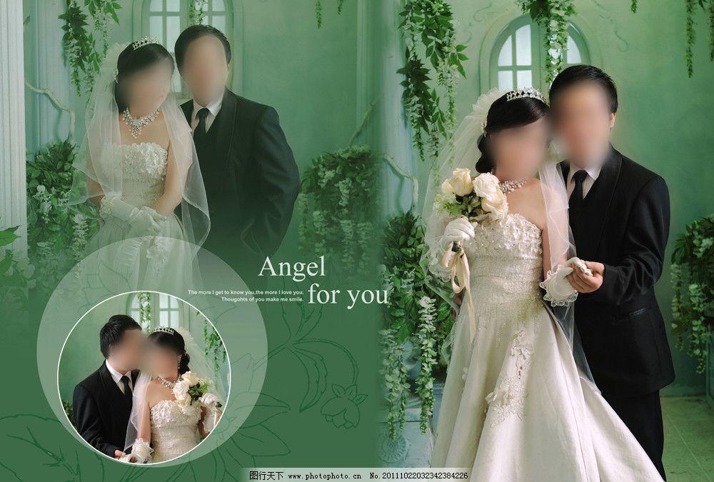 宫殿 简约模版 婚纱设计 礼服 婚纱摄影模板 摄影模板 源文件 150dpi