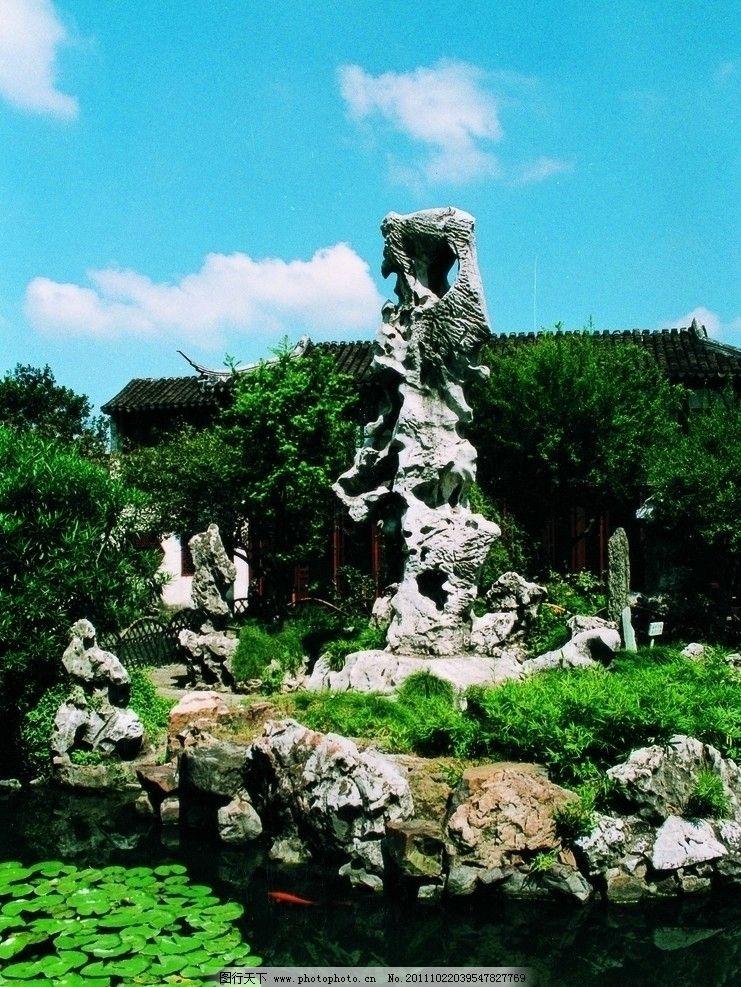 苏州园林 苏州风景 碧水 建筑 苏州美景 园林建筑 建筑园林 摄影 狮子