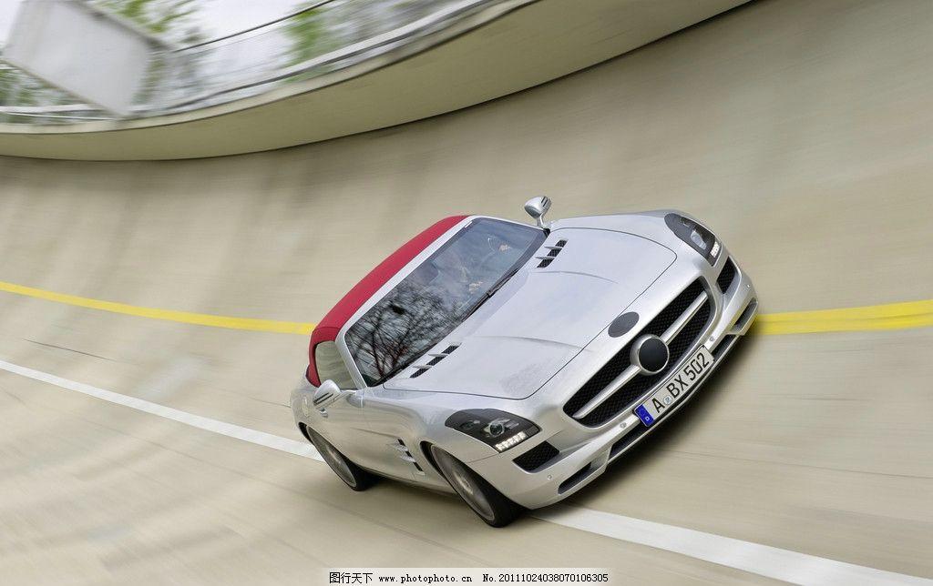 奔驰AMG豪华跑车