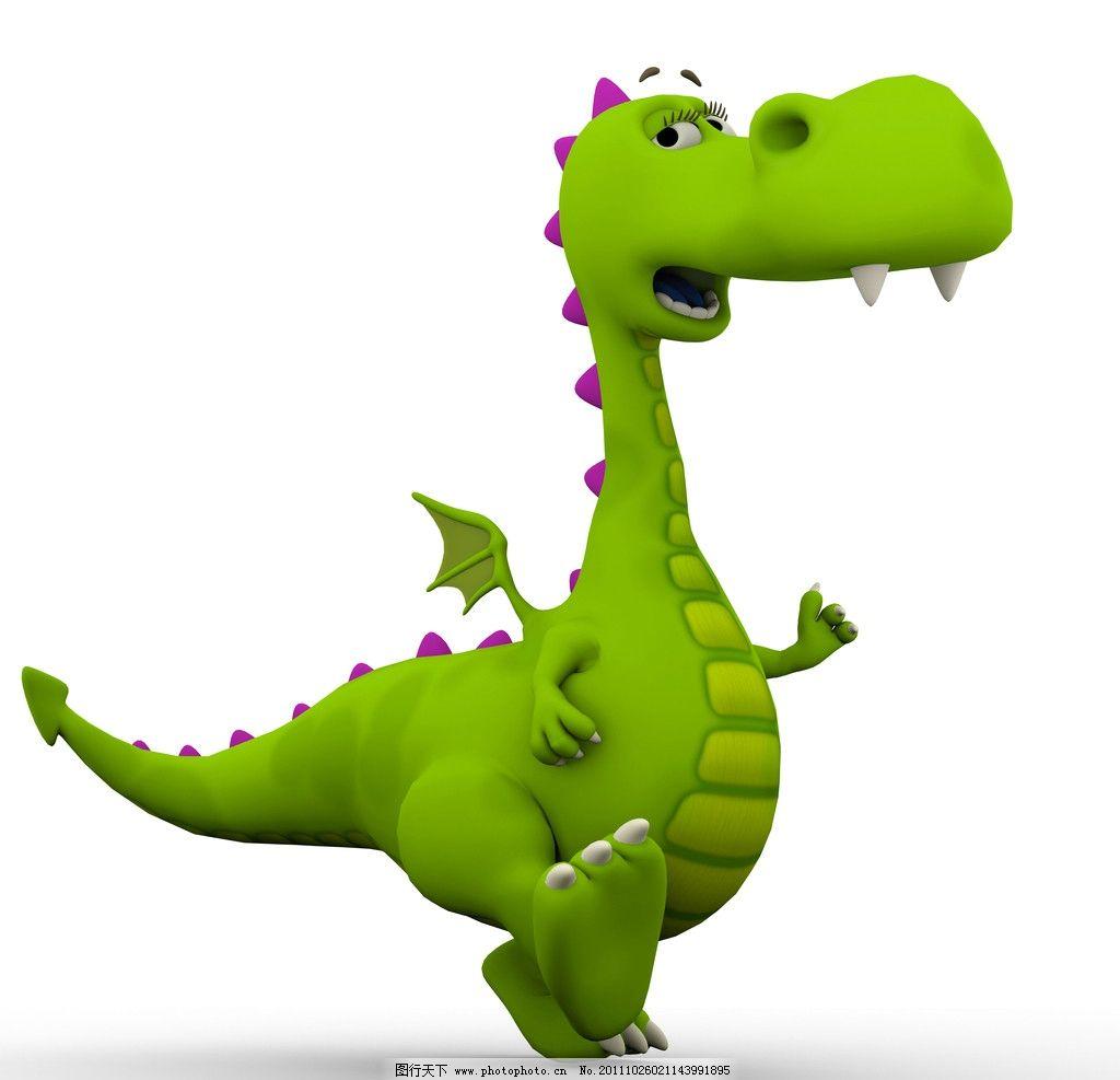 小恐龙图片