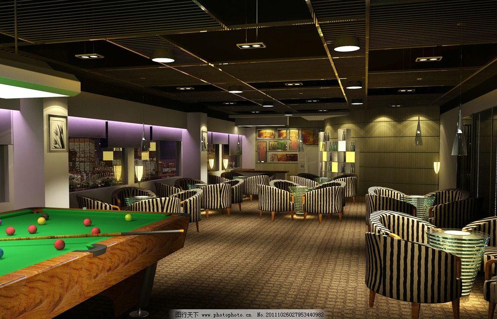 设计沙龙效果图 休闲区 餐厅 下午茶 咖啡厅 精美 室内效果图 室内