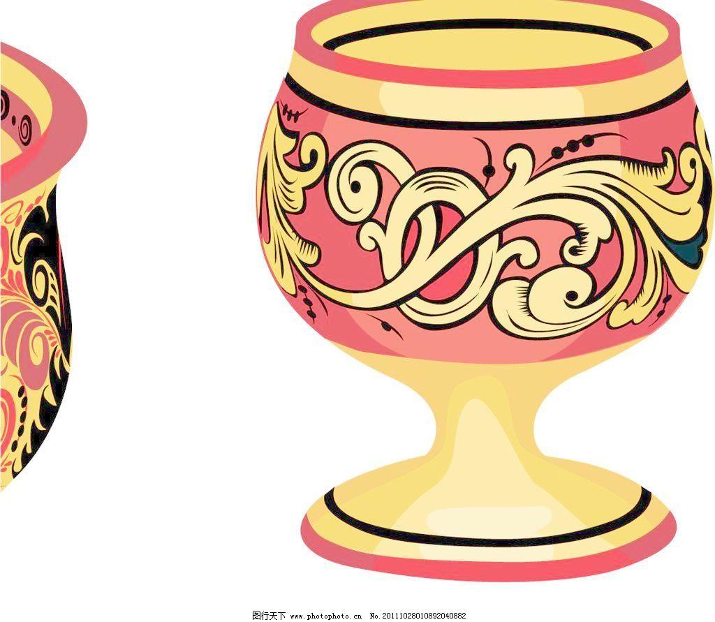 ai 暗纹 杯子 背景 边框 波浪线 潮流 传统 传统花纹 底纹 欧式经典