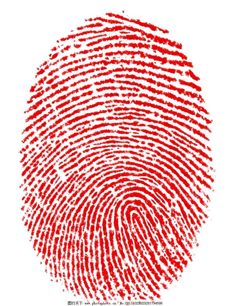 指纹 红色指纹 大拇指指纹 手印 红色手印 背景底纹 底纹边框 设计
