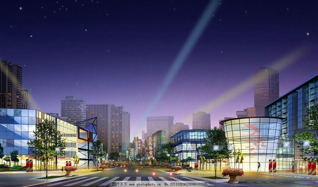 建筑 高科技/城市建筑效果图图片
