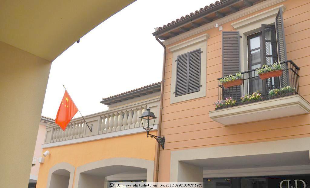 欧式建筑 摄影 欧式建筑图片素材下载 欧式建筑 欧式 西式 建筑 房顶
