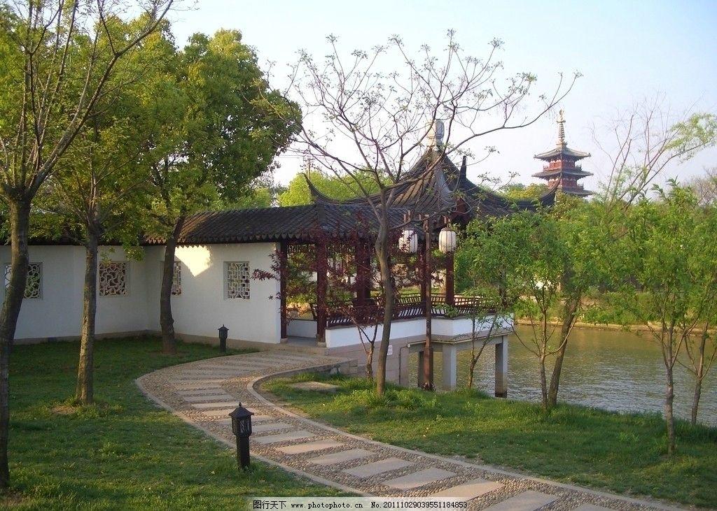 苏州园林 苏州 园林 古建筑群 园林建筑 建筑园林 摄影 72dpi jpg