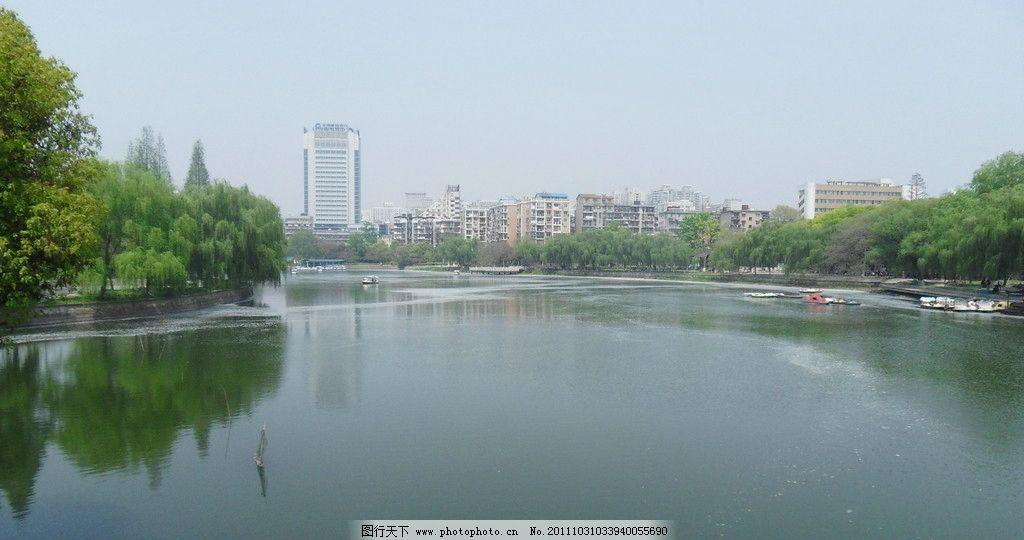 武汉风景 武汉 湖水 园林 植物 绿树 国内旅游 旅游摄影 摄影 96dpi