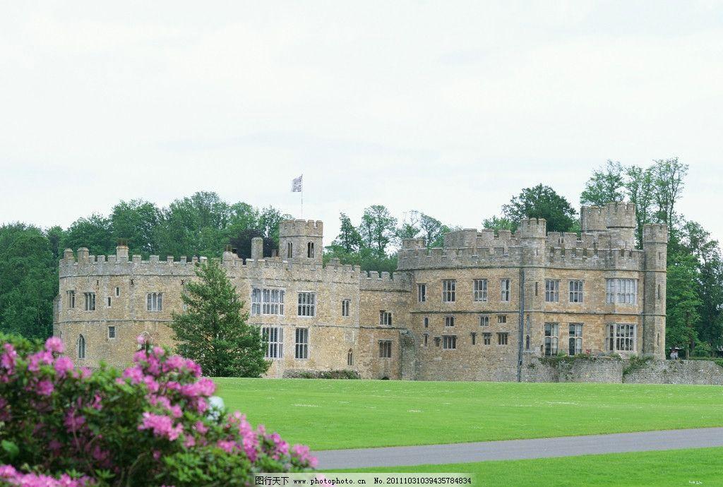 城堡 古堡 堡垒 欧式城堡 建筑物 建筑摄影 建筑园林