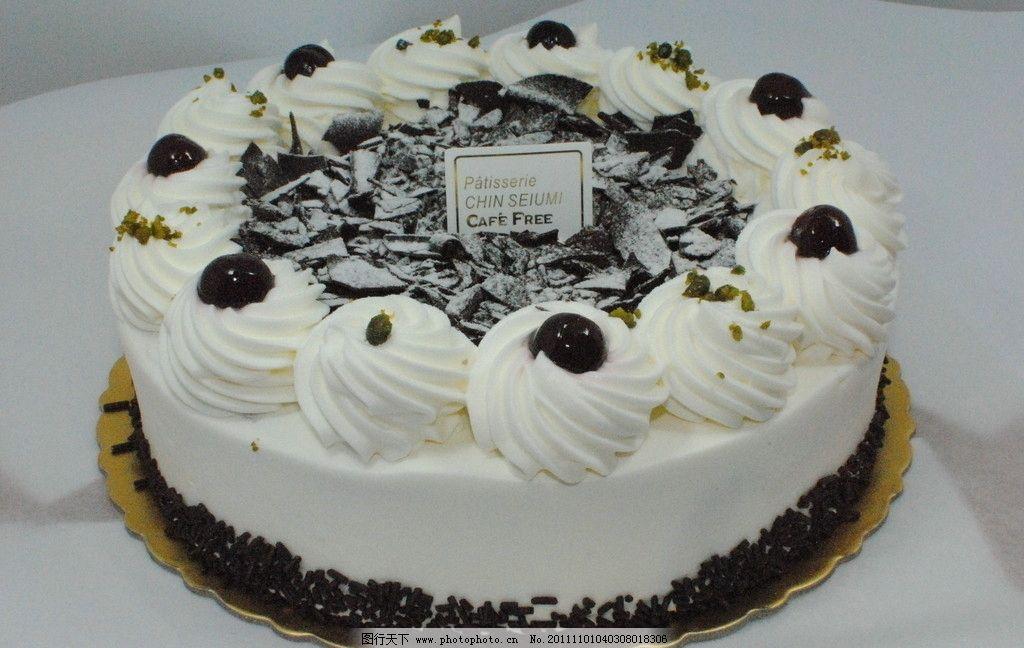 蛋糕拍摄图