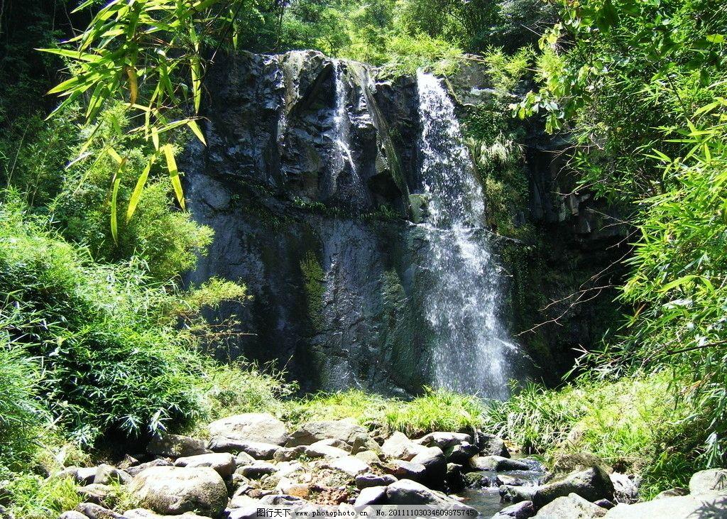 红豆林 相思瀑 风景名胜 自然景观 摄影 72dpi jpg