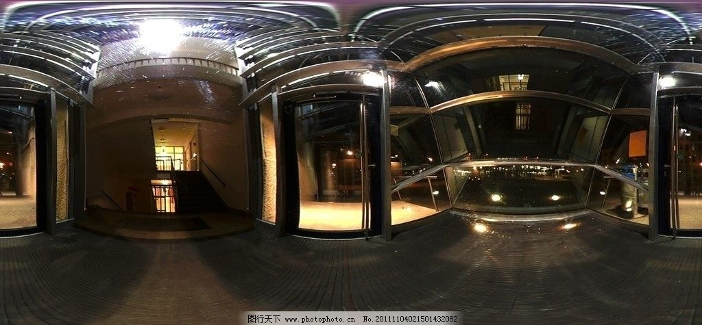 hdr环境贴图 室内 渲染 灯光 汽车展厅 源文件