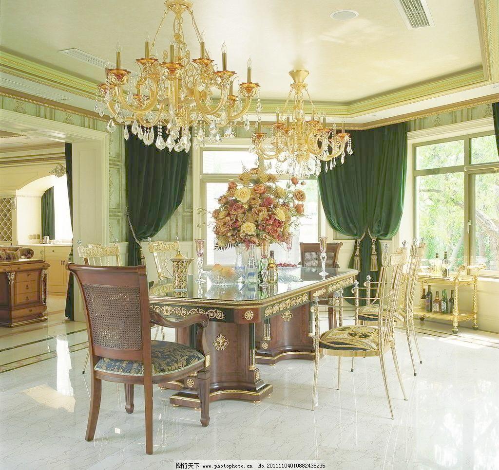 欧式天花板砖图片