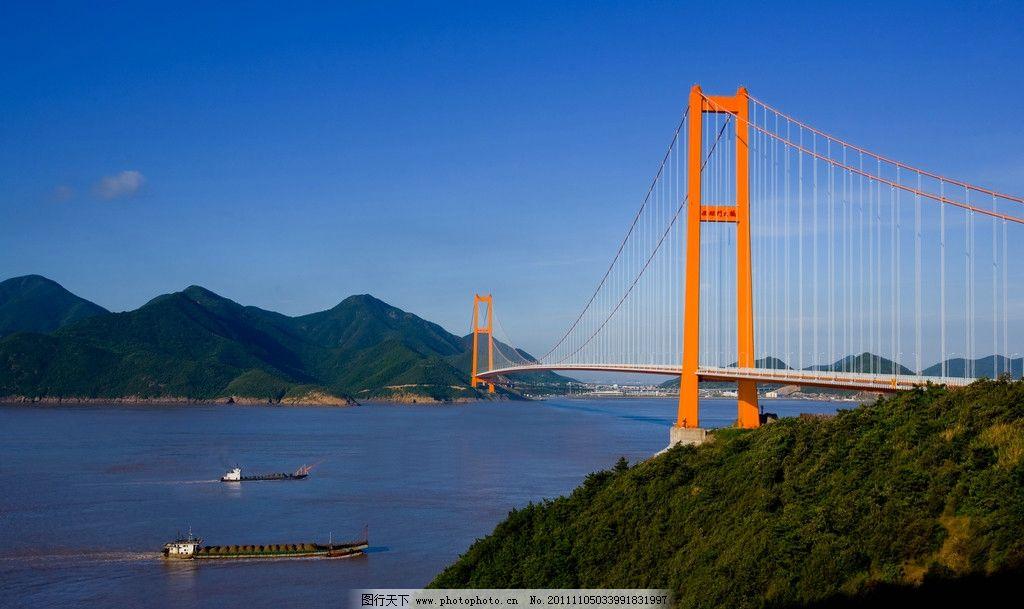 西堠门 大桥图片