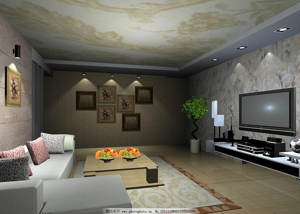 室内设计 3d室内设计 室内模型 3d设计模型 3d模型 3d艺术设计 源文件