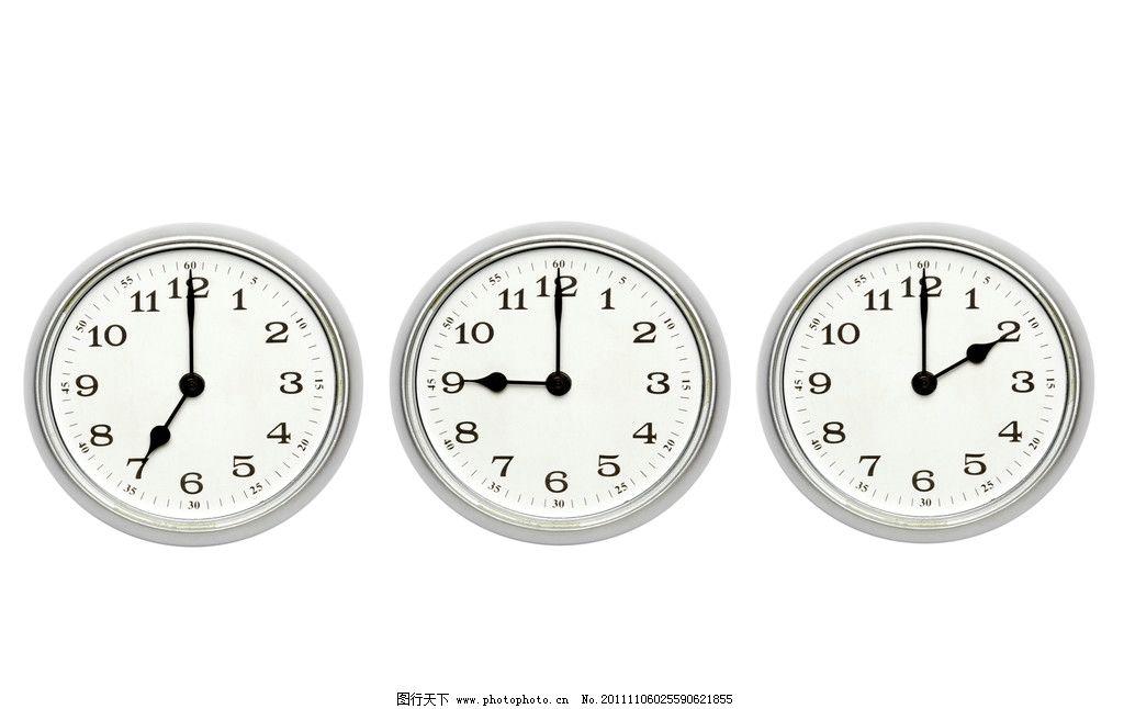 数字钟表七点十五分 罗马数字钟表表盘图片