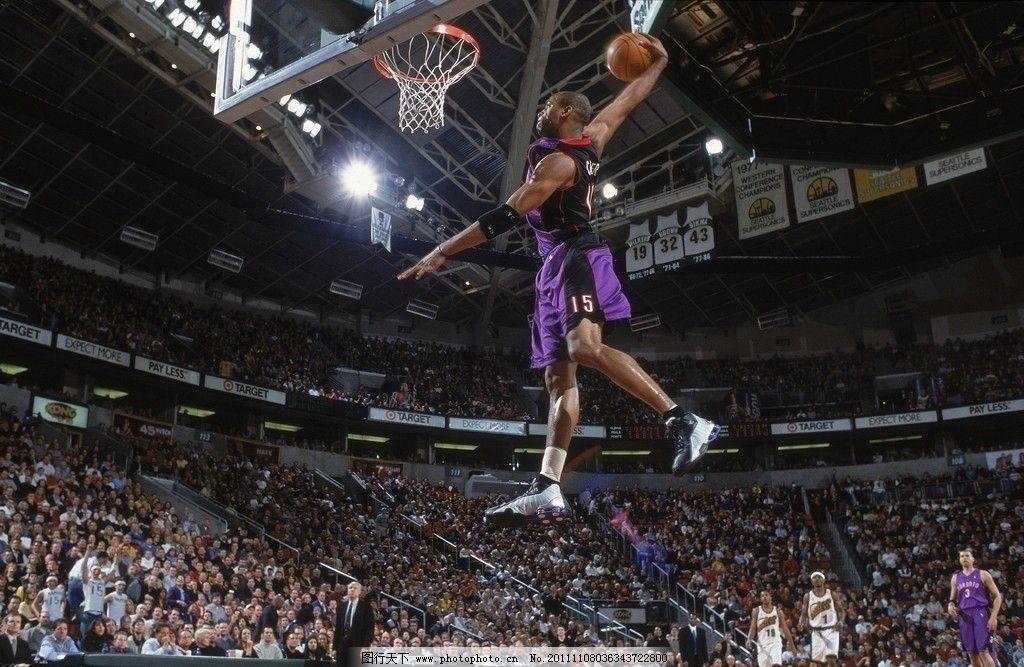 NBA卡特英文图片