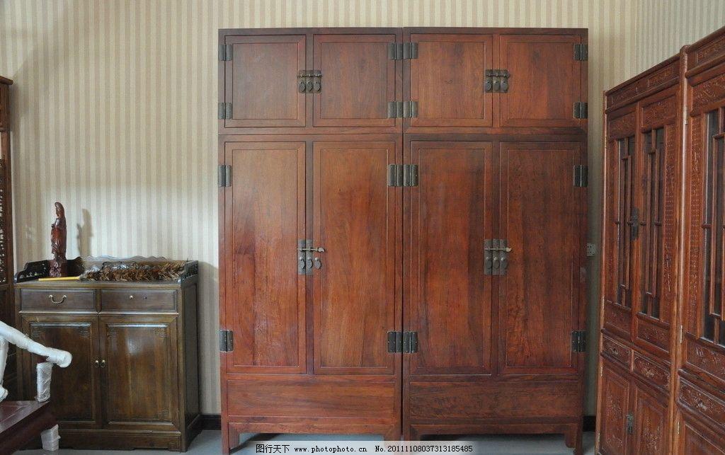 衣柜 柜子 古代衣柜 雕花 中国风 古典 古代 家居生活 生活百科 摄影