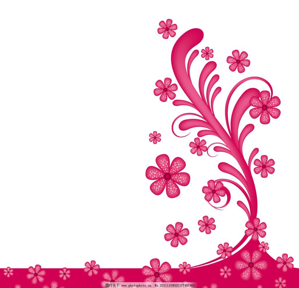 背景素材 花边花纹 底纹边框
