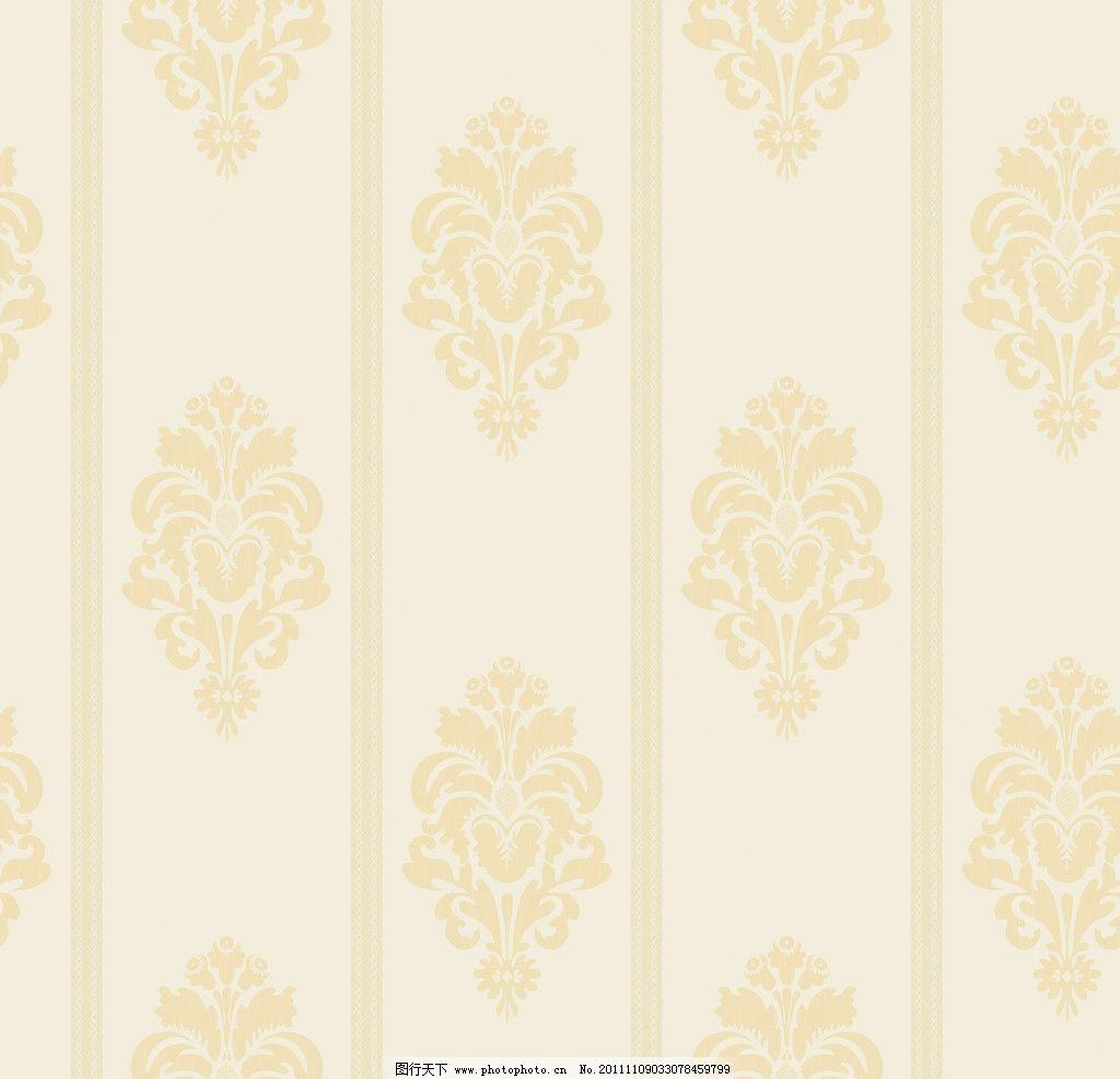 竖条欧花 欧花 竖条 欧式花纹 花型素材 墙纸花型设计 psd分层素材 源
