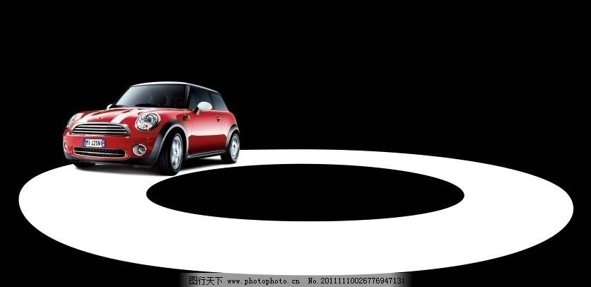 mini汽车创意图图片