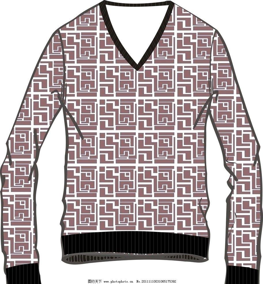t恤设计 图案 服装