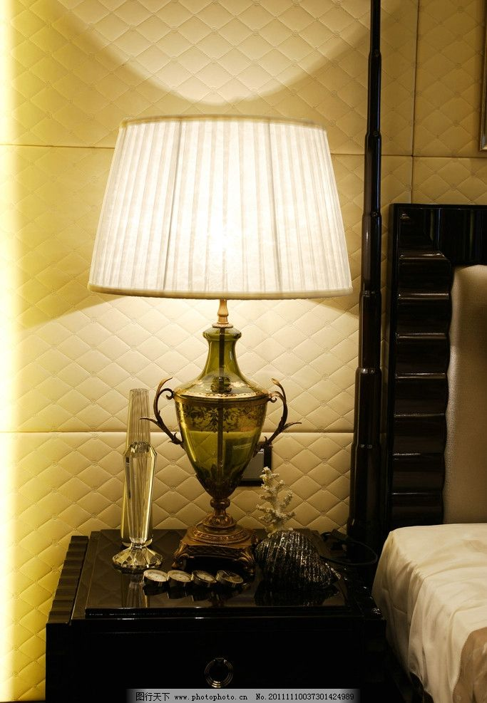台灯 欧式台灯 欧式 配饰 星河湾 相框 灯具 家居 灯罩 床头 家居生活