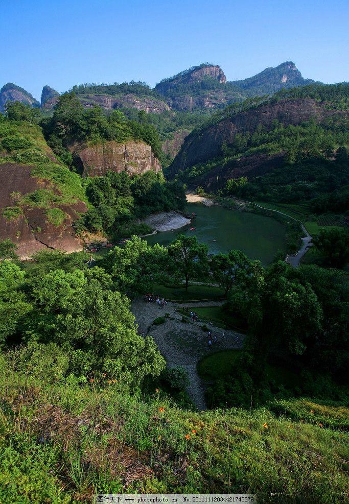山景 山树 天空 山水 植物 树林 树木树叶 生物世界 自然风景 自然