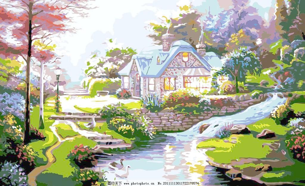 童话美景图片