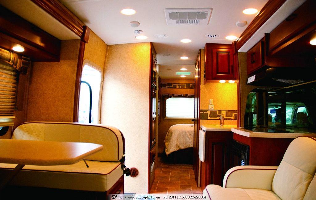 福特e450房车内部图片