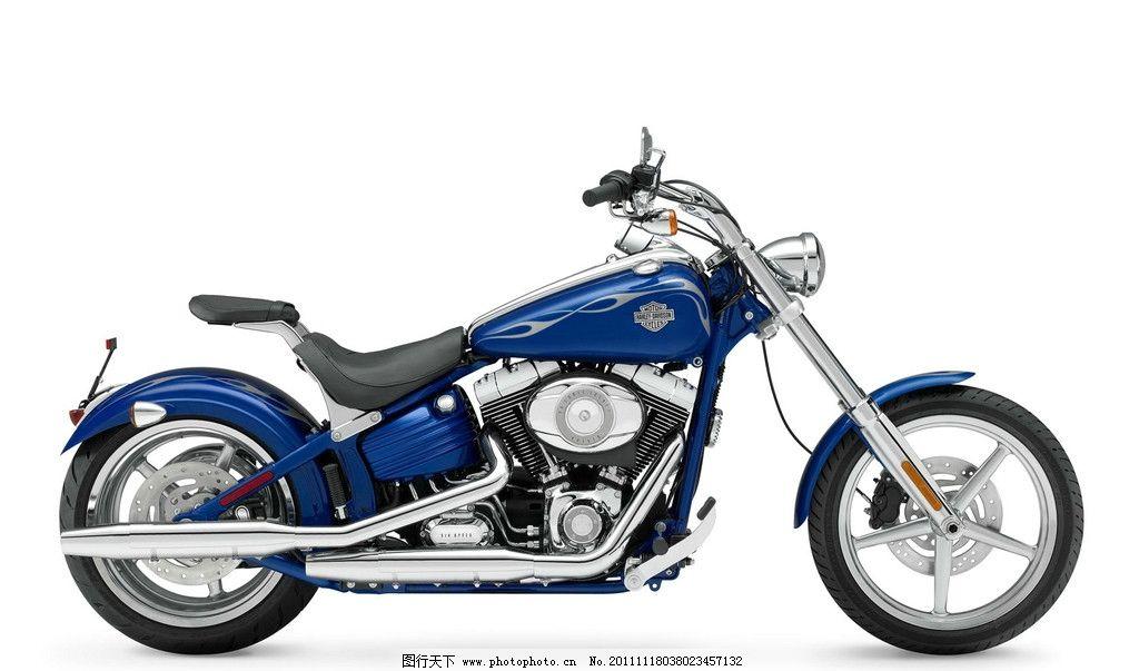 摩托车 哈雷摩托车 重型摩托车 双缸发动机 双排气管 电子点火 防盗鸣