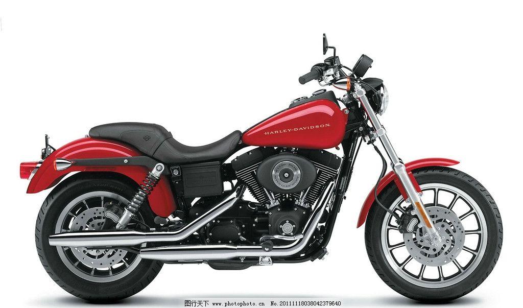 现代科技 交通工具  哈雷 摩托车 哈雷摩托车 重型摩托车 双缸发动机