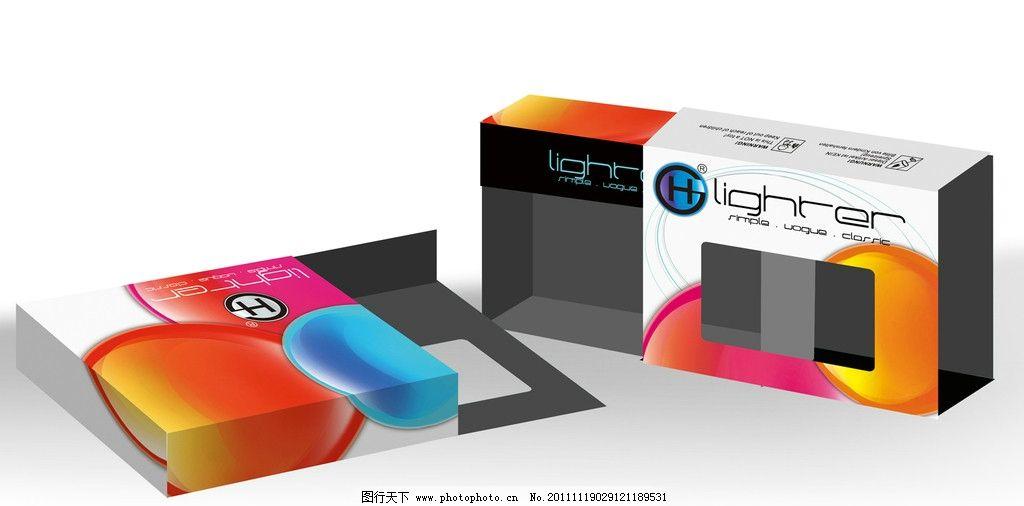 礼盒 包装 盒子 包装盒 电器盒 牙膏盒 包装设计 广告设计模板 源文件