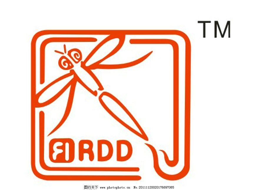 红蜻蜓logo 矢量下载