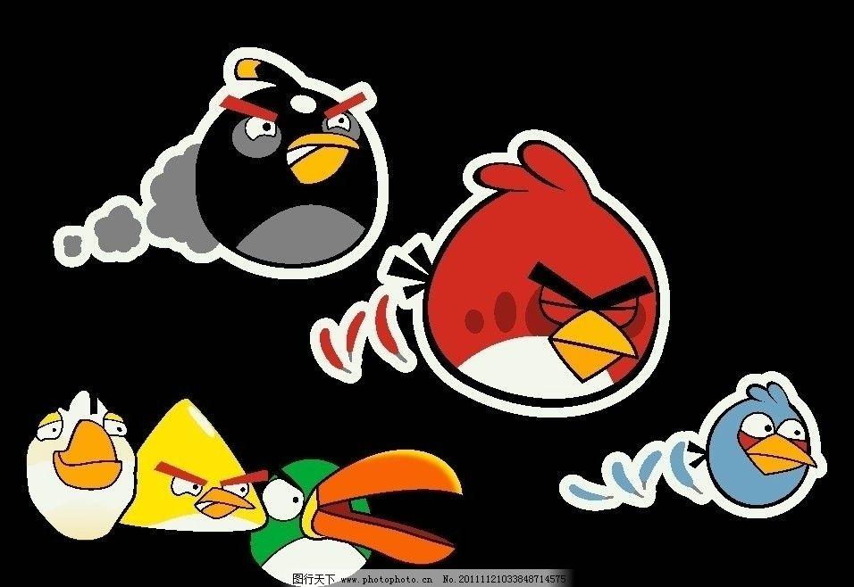 愤怒的小鸟图片_其他图片素材