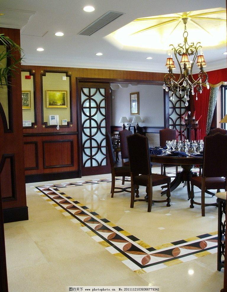 陶瓷效果图 别墅 客厅 抛光砖 瓷砖 磁砖 仿古砖 欧式 复式