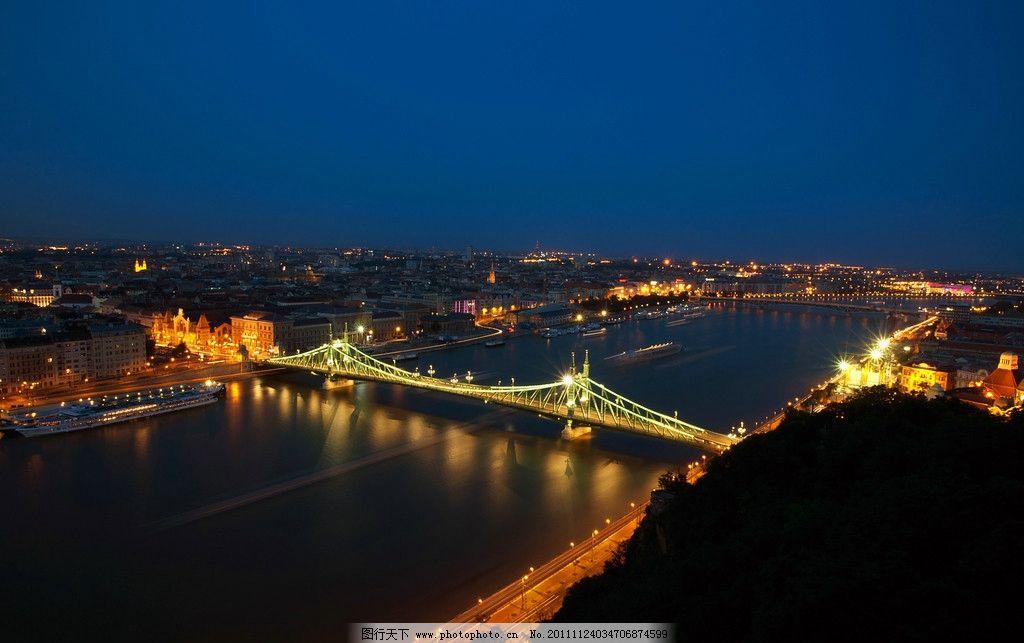 城市夜景 風光攝影圖片 建筑景觀 風光風景 夜間城市 都市夜景