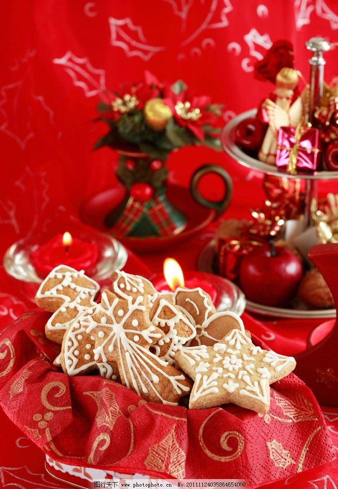 圣诞节背景图片_树木树叶_生物世界_图行天下图库